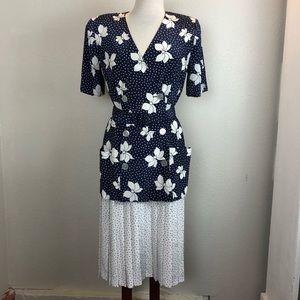 Leslie Faye Dress Suit Size 10